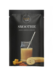 Smoothie Banan & Mango & Kurkuma Foods by Ann 24 g